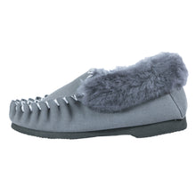 Load image into Gallery viewer, Taylor Moccasins - Grey