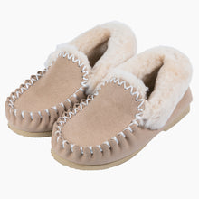 Load image into Gallery viewer, Taylor Moccasins (kids) - Sand