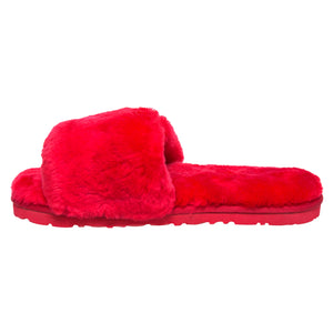 Sage Slippers - Red