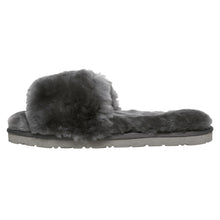 Load image into Gallery viewer, Sage Slippers - Charcoal
