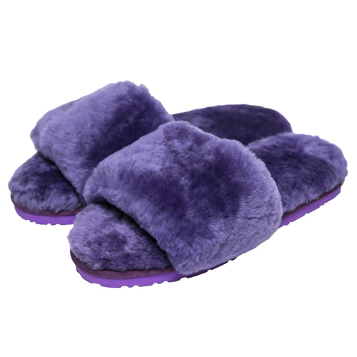 Sage Slippers - Grape