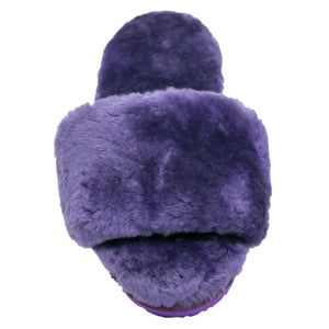 Sage Slippers - Purple