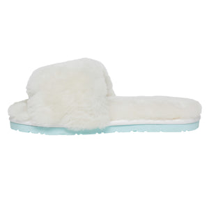 Sage Slippers - Coconut Ice