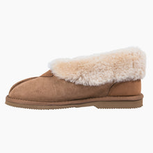 Load image into Gallery viewer, Cecil Slippers - Chestnut