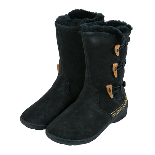 Ava Ugg Boots - Black