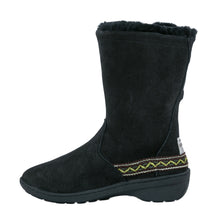 Load image into Gallery viewer, Ava Ugg Boots - Black