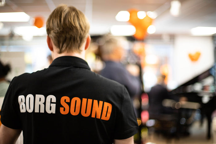 BORG SOUND Næstved