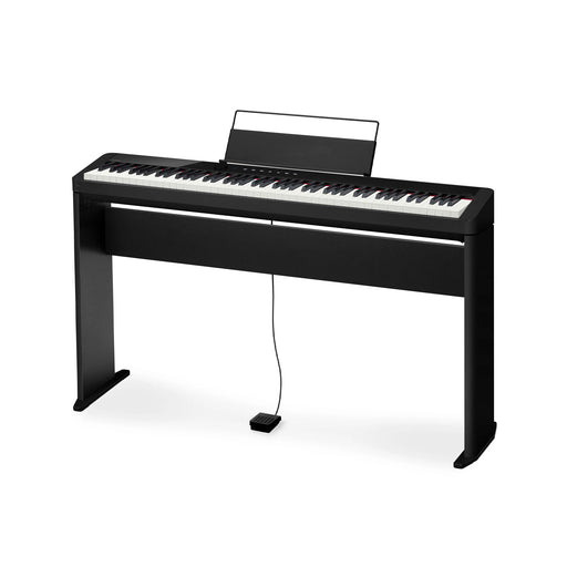 Casio PX-S1000 Privia Digitalpiano Sort - Komplet Pakkeløsning