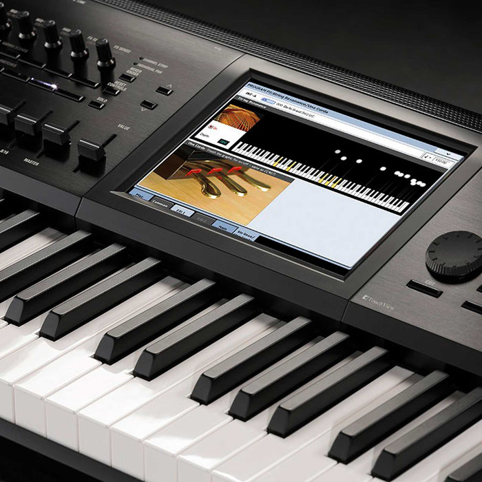 KORG Kronos2 88 Workstation - BORG SOUND