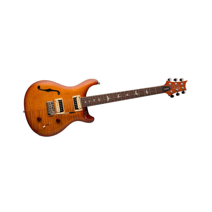 PRS SE Custom 22 Semi-Hollow Vintage Sunburst - BORG SOUND