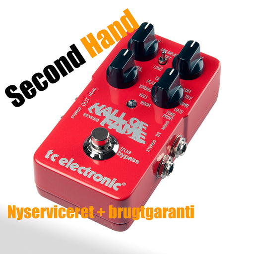 TC Electronic Hall Of Fame Reverb Pedal (Second Hand) - BORG SOUND