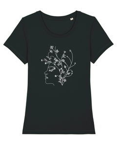 T-Shirt – Flowerhead | Bio & Fair