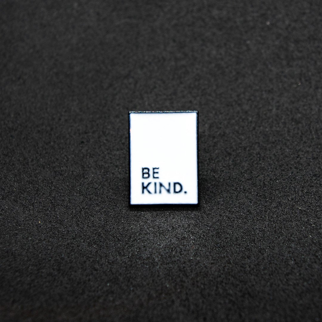 Pin Be Kind