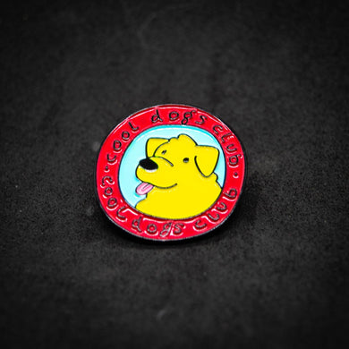Pin Cool Dogs Club