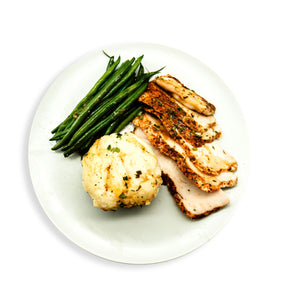 Roasted Turkey with Yuca Mash 20% OFF