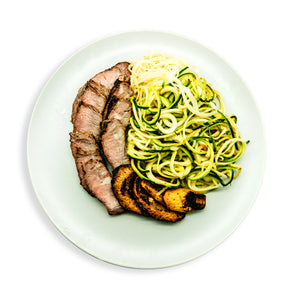 Teriyaki Steak with Mixed Vegetables 15% OFF
