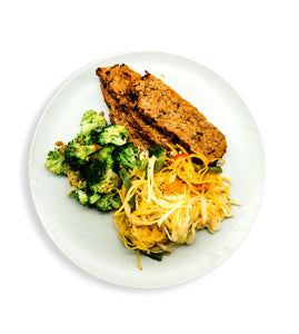 Turkey Meatloaf with Spaghetti Squash 10% OFF