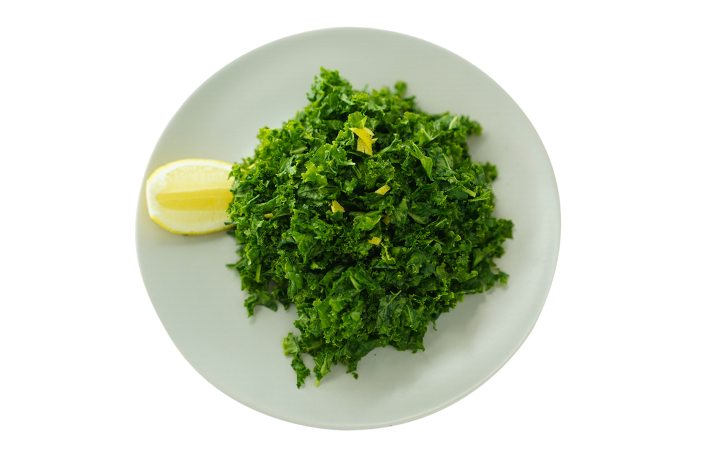 Lemon Infused Kale