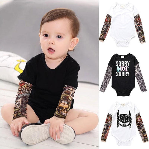 Baby Tattoo Sleeves