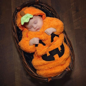 Cute Halloween Zipper Blanket