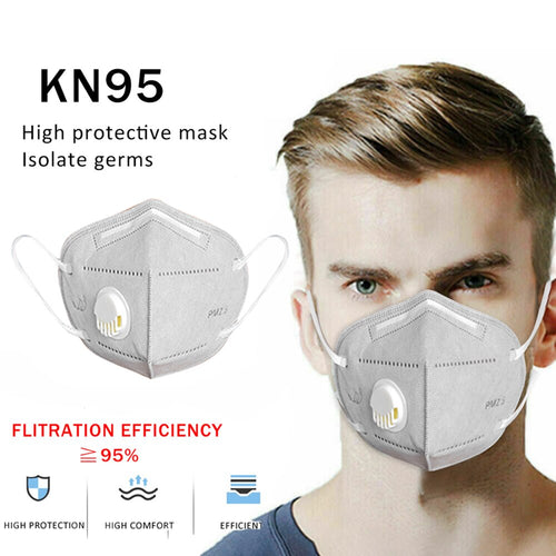 KN95 Face Protection Mask