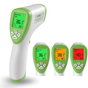 Non-Contact Infrared Thermometer LCD Backlight - InOutCool