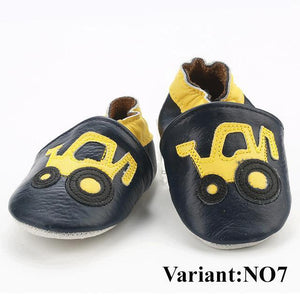 Leather Baby Shoe