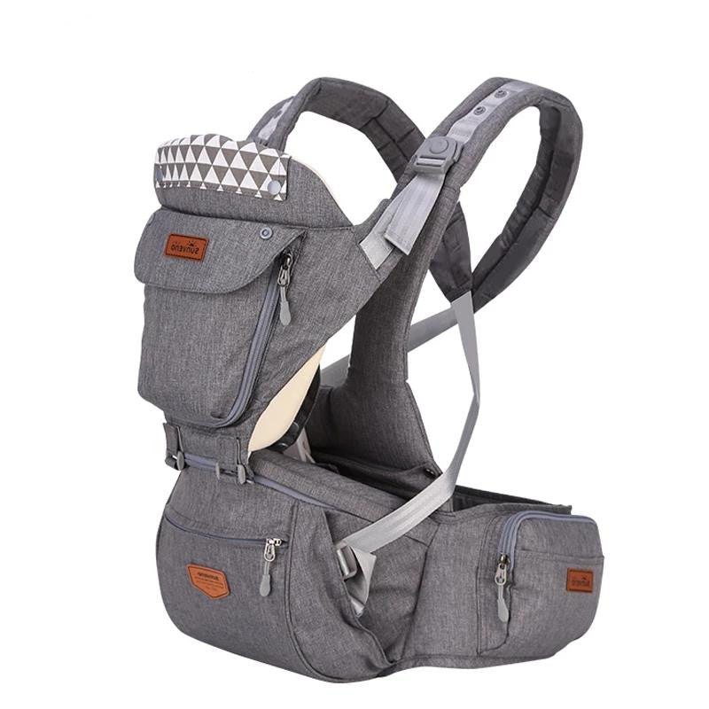 Ergonomic Kids Sling Backpack - www.inoutcool.com