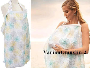 Breathable nursing cover