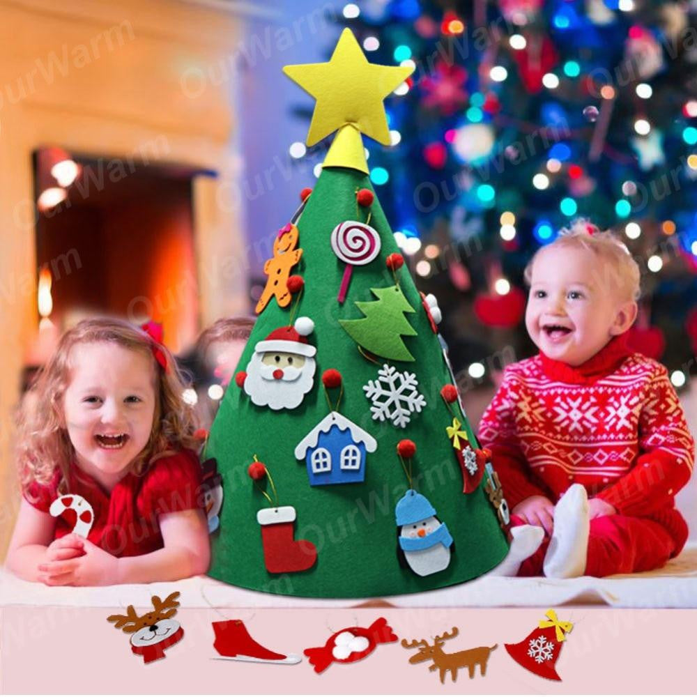 Christmas Tree Decorating Toy for Toddlers. - www.inoutcool.com