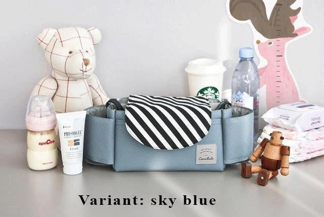 Baby Stroller Accessoris Bag New Cup Bag Stroller Organizer Baby Carriage Pram Buggy Cart Bottle Bag Car Bag Yoya - www.inoutcool.com