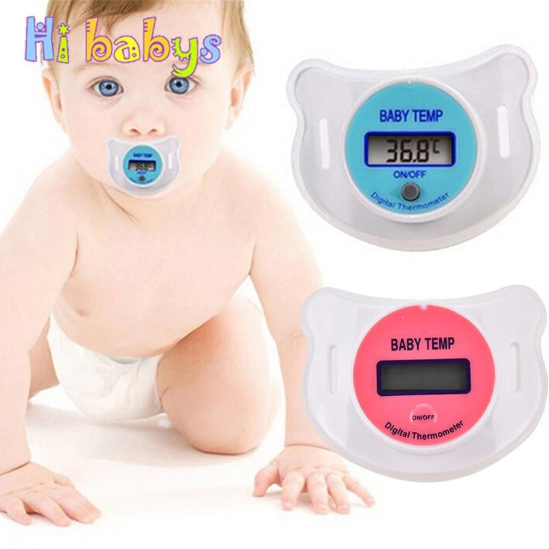 Medical Pacifier Mouth Temperature