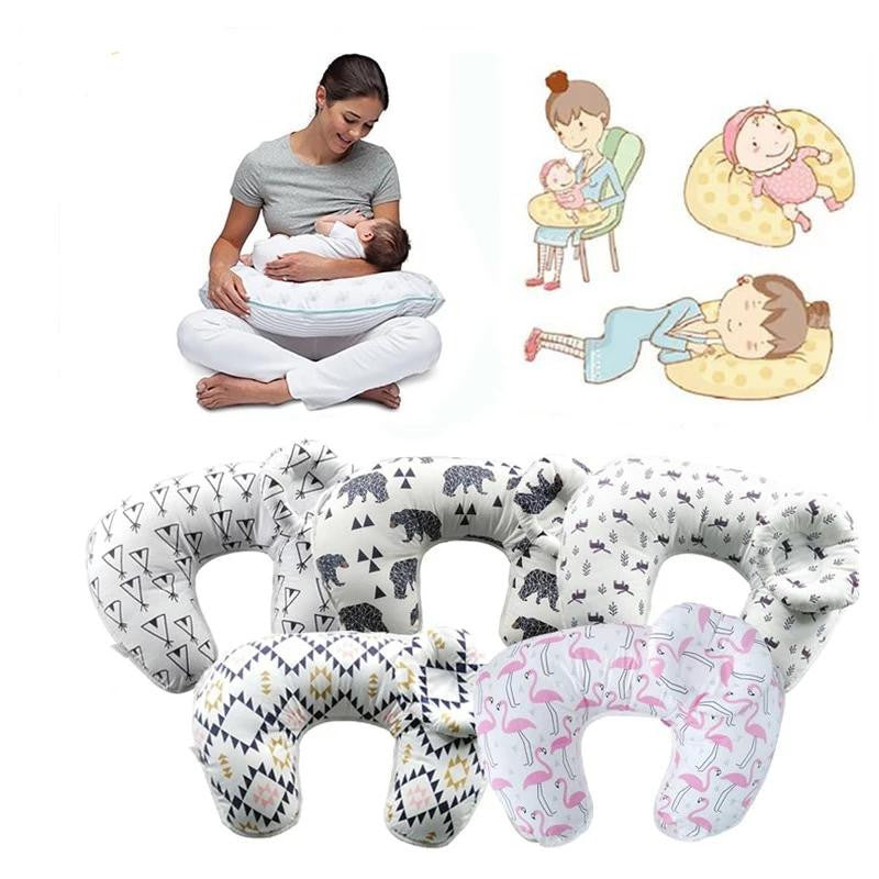 Breastfeeding back pain pillow