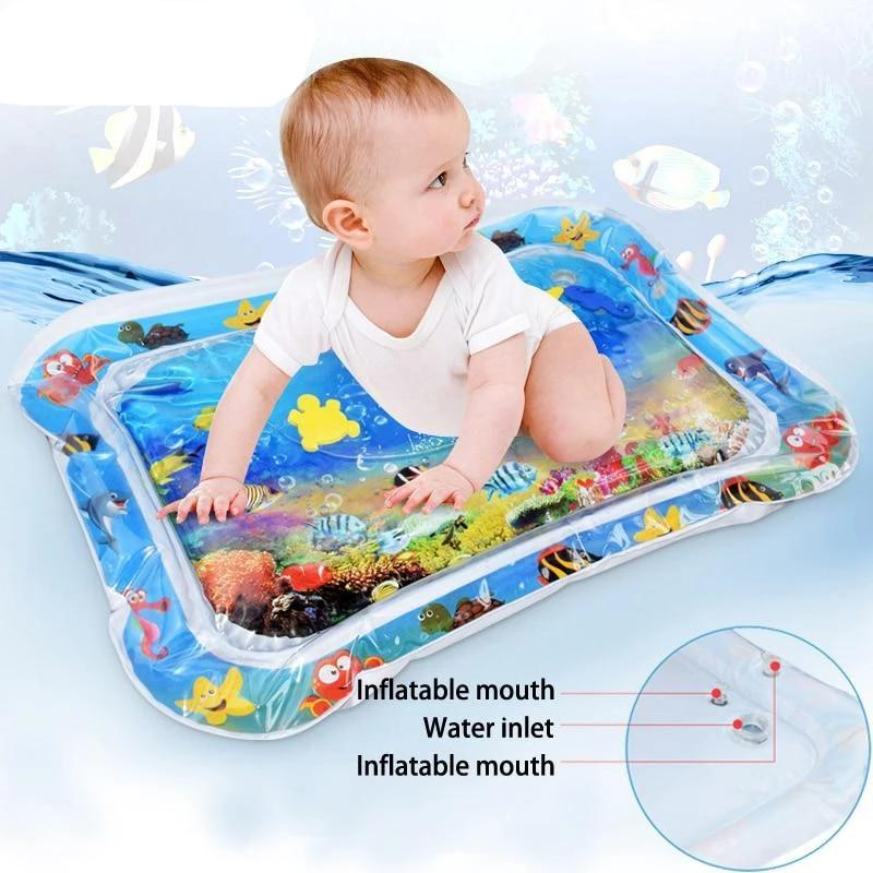 Play Water Cushion Pad For Newborn