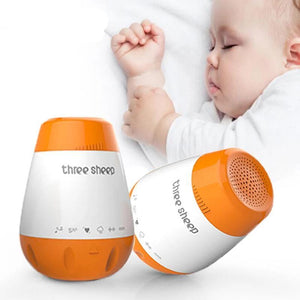 White Noise Newborn Therapy