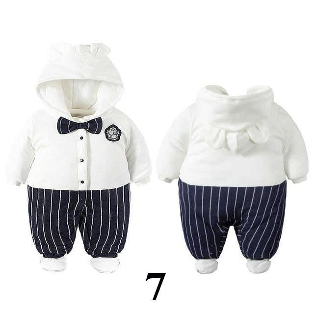 Baby Rompers for Winter