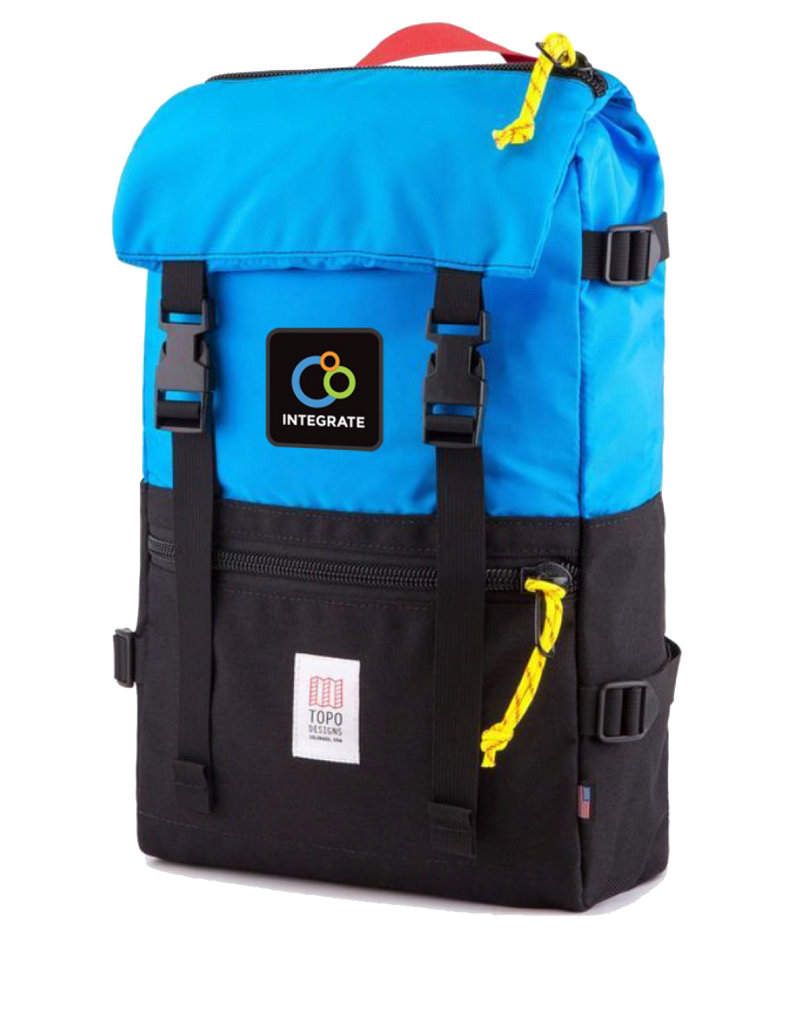 Integrate Backpack (Blue/Black)