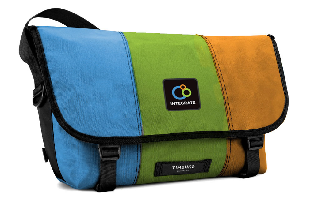 Integrate Messenger Bag