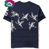 """ Crane Flight "" T-Shirt Streetwear"