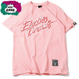 """ Electric Dreams "" T-Shirt Streetwear"