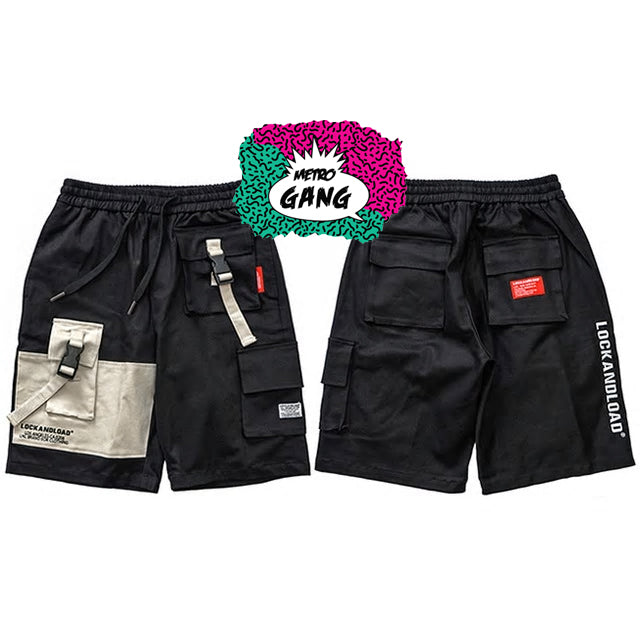 """ Los Angeles "" Short Streetwear"