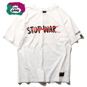 """ NO WAR "" T-Shirt Streetwear"