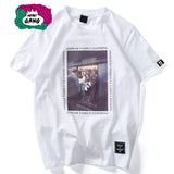 """ Crowed Station "" T-Shirt Streetwear"