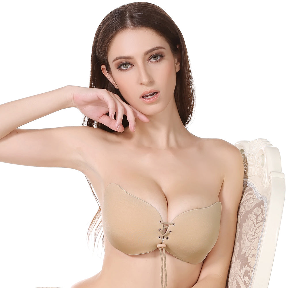 91a3e08d94 romabra Strapless Backless Bra