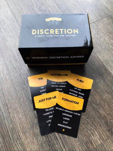 DISCRETION - Digital Game DOWNLOAD