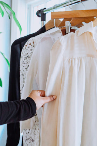 Sustainable clothing alterations