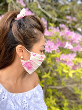 Load image into Gallery viewer, Picnic in the Park Matching Mask and Scrunchie