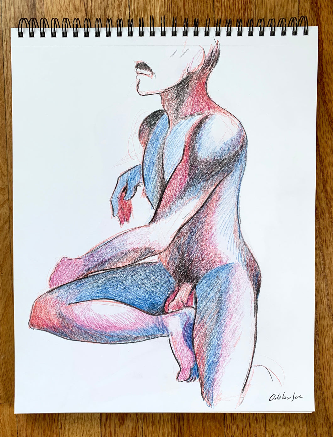 Figure Drawing #53