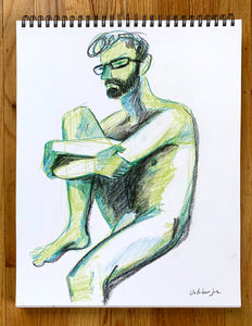 Figure Drawing #59