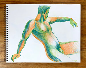 Figure Drawing #57